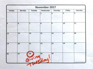 Tuesday Tidbit: November 7, 2017