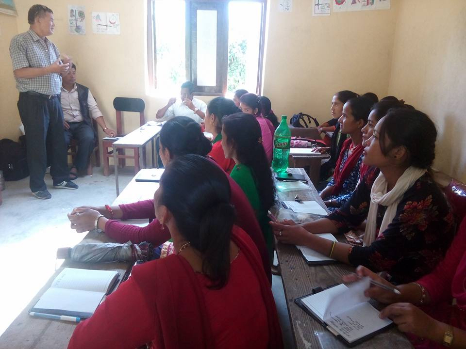 Nepal teacher education