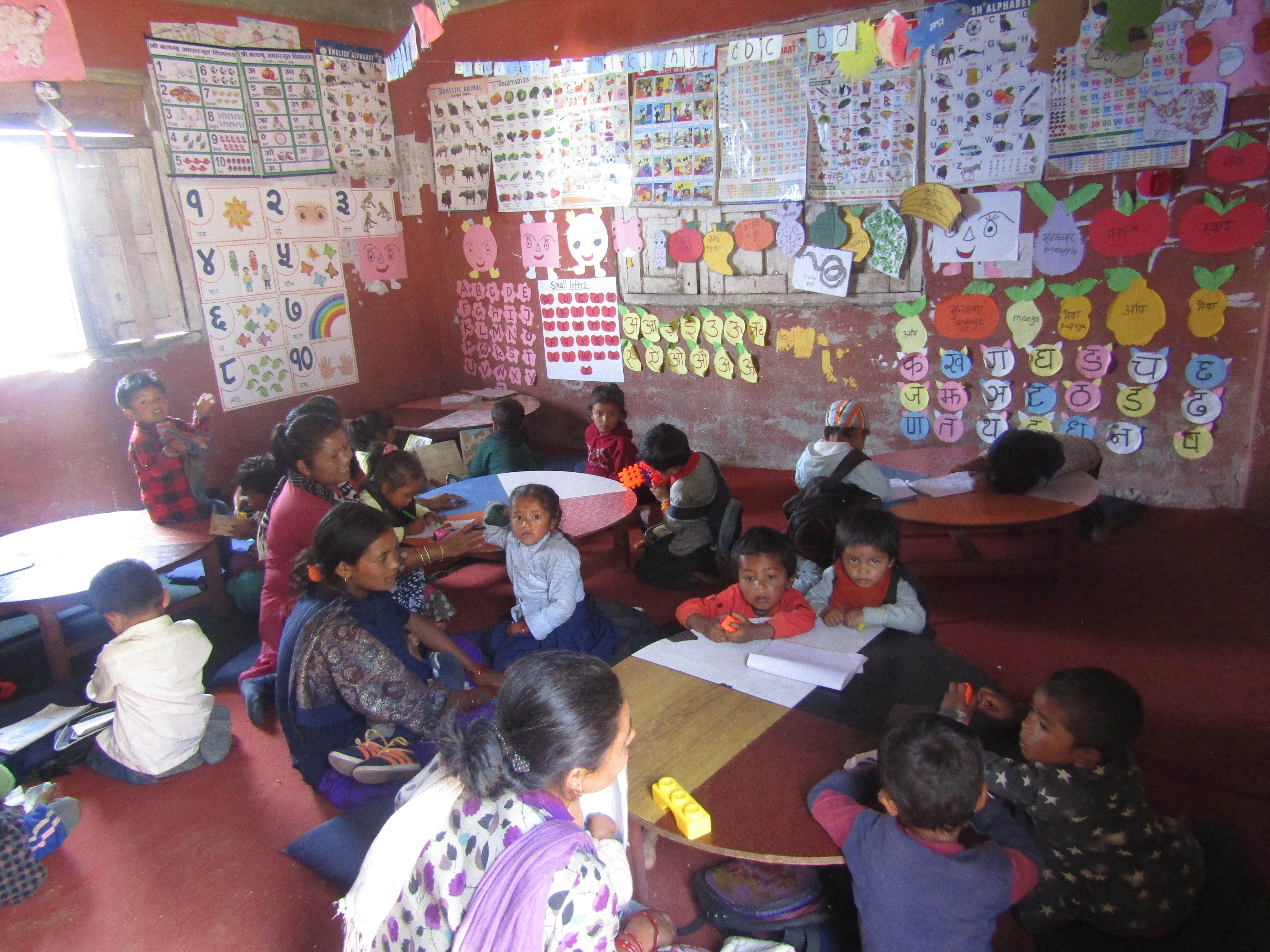 Welcoming and enriching classrooms